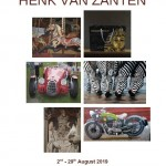 The Art of Henk van Zanten