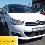 Citroen C4 HDI SELECTION £20 TAX+PAN ROOF+P/SENSORS - 2014 (64 plate)