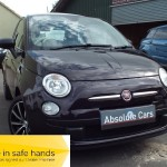 Fiat 500 POP £30 TAX+USB POINT+TWO KEYS - 2013 (62 plate)
