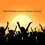 How to Get More People to your Summer Events! Book Publicity Power Ups...