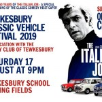 The Italian Job - Open Air Cinema