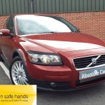 Volvo C30 D SE LUX - 2007 (07 plate)