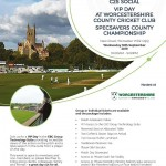 C2S Social - VIP Cricket At Worcestershire  County Cricket Club