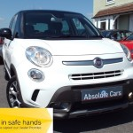 Fiat 500L MULTIJET TREKKING B/TOOTH+P/SENSORS+PART LEATHER - 2014 (63 plate)