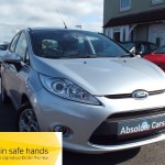 Ford Fiesta ZETEC BLUETOOTH+AIRCON+USB & AUX - 2011 (61 plate)