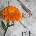 Beginners' hand embroidery workshop with Marigold the Maker: Pimlico