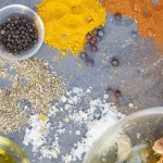 The Cookery School: Mighty Spices & Herbs: Cotswolds