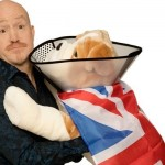 COMPETITION - WIN a pair of tickets to see Andy Parsons Healing the Nation show.