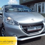 Peugeot 208 HDI ACTIVE £0.00 TAX+BLUETOOTH+AIR CON - 2013 (63 plate)
