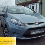 Ford Fiesta STYLE PLUS AUX POINT+ISOFIX+AIR CON - 2008 (58 plate)