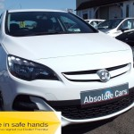Vauxhall Astra LIMITED EDITION FULL LEATHER+BLUETOOTH+6 SPEED - 2015 (15 plate)