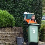 Changes to recycling rounds: you'll need to put everything out by 6am