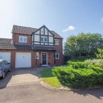 4 bedroom Detached House For Sale - Sovereign Chase, Staunton, GL19 3NW - £395,000