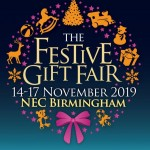 COMPETITION - WIN 1 out of 10 pairs of tickets to Festive Gift Fair 2019