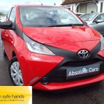 Toyota AYGO VVT-I X £0.00 TAX+FTSH+IDEAL FIRST CAR - 2016 (16 plate)
