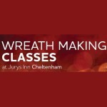Wreath Making at Jurys Inn with spaces still available for 10th December - Book Now!
