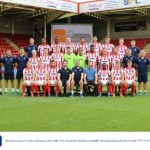 Leisure at Cheltenham signs as Cheltenham Town FC's fitness partner