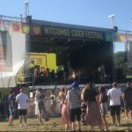 REVIEW: Witcombe Cider Festival