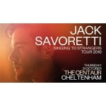 Jack Savoretti to play at Cheltenham Racecourse
