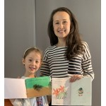 Young artists share their summer nature notebooks