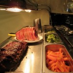 Midweek carvery at the London Inn
