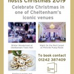 The Cheltenham Trust hosts Christmas 2019.