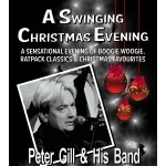 A Swinging Christmas Evening with Peter Gill and his Band - the perfect kick start to the festive period