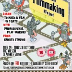 The Wilson host half term film project for young filmmakers