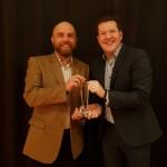 Cheltenham Trust Community Leader Recognised at Award Ceremony