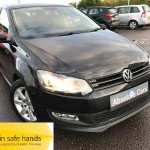 Volkswagen Polo MATCH TDI £20 TAX+TWO KEYS+ISOFIX - 2011 (61 plate)