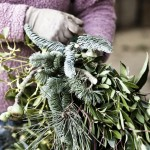 Evening Christmas Wreath Making: Cotswolds