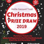 Hollie Gazzard Trust Christmas Prize Draw