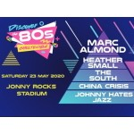 CANCELLED: Discover the 80s this summer at the Jonny-Rocks Stadium