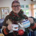Enjoy a coffee and a slice of Christmas cheer at local hospice