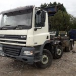 Online Timed Auction Sale - Commercial Vehicles and Site Equipment