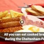 Cheltenham Festival: Book now for breakfast and car parking