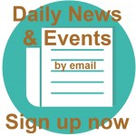 Sign up to get a daily news & events email and a fun birthday quiz every day