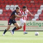 COMPETITION: Win a pair of tickets to Cheltenham Town FC vs Morecambe on Saturday 1st Feb 2020.