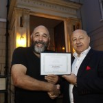 Head Chef, Dan Richards, from The Clarence Social named Cotswold Chef of the Year!