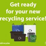 Council launches new recycling campaign urging residents to prepare for change