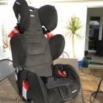 FOR SALE: Used Recaro Young Sport Child's Car Seat