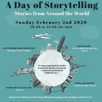 A day of storytelling - stories from around the world
