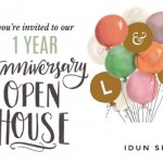 1 Year Anniversay Open House