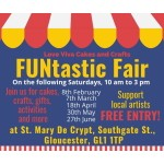 Love Viva Cakes and Crafts FUNtastic Fairs