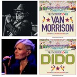 CORNBURY festival announce VAN MORRISON & DIDO to headline Friday 10 July