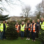 Hospice's recycling scheme raises tree-rific £8,300 for local families needing care