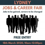 Lydney Jobs & Career Fair - Jobs to be gained, careers to be changed