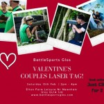 Valentine's Couples Laser Tag Special - Couples That Play Together Stay Together!