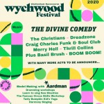 SATURDAY HEADLINER ANNOUNCED FOR WYCHWOOD FESTIVAL 2020