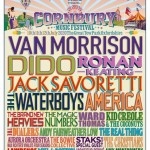 Cornbury Festival announce Saturday headliners: JACK SAVORETTI AND THE WATER BOYS!